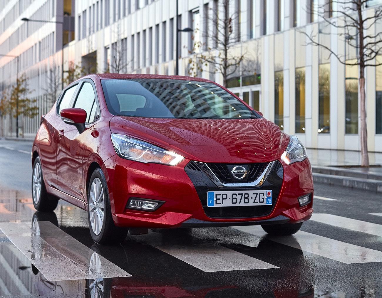 Personnalisation de la Nissan MICRA