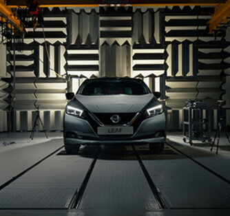 Nissan LEAF Canto